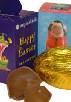 Alan Titchmarsh Monster Easter Promotional Product